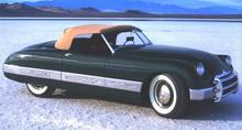 This 1949 Kurtis Sports Car will be featured at the UVU Auto Expo. Courtesy photo