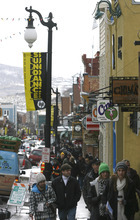 Rick Egan  | The Salt Lake Tribune  The 2012 Sundance Film Festival produced an economic boost for Utah that totaled $80.3 million, including nearly $7 million in state and local taxes, through a mix of spending by close to 47,000 people and the creation of 1,731 temporary jobs.