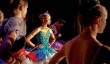 Courtesy Bess Kargman  |  Sundance Selects Rebecca Houseknecht is an aspiring ballet dancer competing in the Youth America Grand Prix, featured in the documentary