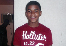 FILE - This undated file family photo shows Trayvon Martin. The Sanford police department released a video Thursday, March 29, 2012, showing George Zimmerman being escorted into the Sanford police station in handcuffs on Feb. 26, 2012, the night he fatally shot Martin. (AP Photo/Martin Family, File)