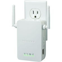 Netgear range extender to help extend the range of your wireless router. Courtesy photo