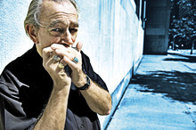 Charlie Musselwhite will perform at the Living Traditions Festival. Courtesy image