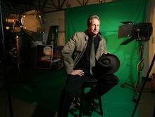 Leah Hogsten  |  The Salt Lake Tribune Chris Jones performs as