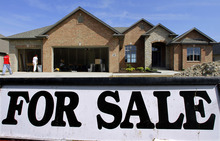 (AP Photo/Seth Perlman) A pickup in hiring and cheaper mortgages, combined with lower home prices in most markets, has made homebuying more attractive, although the pace remains weak.