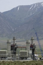 Francisco Kjolseth/The Salt Lake Tribune file photo PacifiCorp built its Currant Creek plant in Juab County less than one mile away from the site proposed by USA Power, court document say. The Texas company said that the Currant Creek facility had characteristics that were virtually identical to those of its own proposed plant.