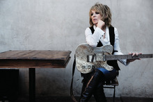 Lucinda Williams will be performing in Park City July 16.  Courtesy image