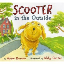 Book jacket for Anne Bowen's