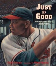 Book jacket for Chris Crowe's