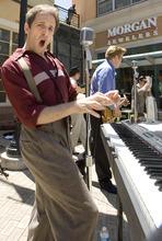 Paul Fraughton | Salt Lake Tribune Martin Kay, playing Jerry Lee Lewis in the musical