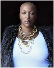 Frenchie Davis is one of the headlining performers at the 2012 Utah Pride Festival. (Courtesy image)