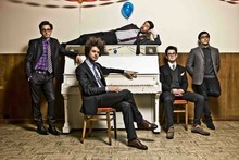 Passion Pit will perform in the 2012 Twilight Concert Series. (Courtesy image)