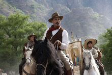 Courtesy Hana Matsumoto  |  ARC Entertainment Andy Garcia plays a rebel general in Mexico's Cristeros War in the historical drama