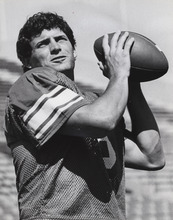 Steve Young, BYU quarterback.  Received March 6, 1984.