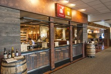 Courtesy Photo   Vino Volo Ale House in the Salt Lake City International Airport -- a joint venture between Squatter's and Vino Volo, a national boutique shop with locations in 13 airports across the U.S.
