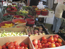 Courtesy photo The People's Market in Salt Lake City offers fresh locally grown produce every Sunday for 20 weeks.