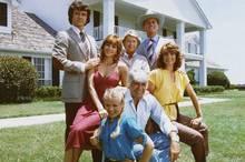 Courtesy photo The original cast of