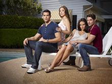 Courtesy photo Jesse Metcalfe, Julie Gonzalo, Jordana Brewster and Josh Henderson star in