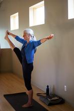 Kim Raff | The Salt Lake Tribune Charlotte Bell, who has taught yoga in Utah for 30 years, has written