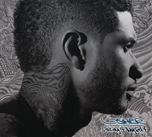 This CD cover image released by RCA Records shows the latest release by Usher,