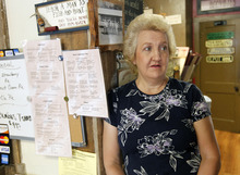 Al Hartmann  |  The Salt Lake Tribune   Shelley Cox, owner of Blondie's Diner in Springdale, said that nine out of ten of her customers are foreign tourists and she is worried that the audit findings will keep them away.