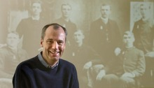 Paul Fraughton/ The Salt Lake Tribune file photo Ancestry.com, which is led by CEO Tim Sullivan, through a representative said the company doesn't comment on speculation about a possible sale.