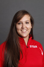 Amanda Pais • Junior thrower on the University of Utah Track and Cross Country team