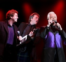 Osmond Brothers will perform June 16 at the West Jordan Arena. Courtesy image