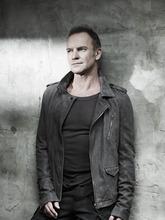 Sting, photographed by Fabrizio Ferri