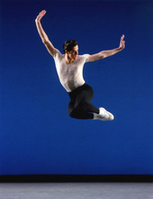 Courtesy photo Robert Fairchild will perform a rare Utah dance performance with sister Megan, and other dancers from the New York City Ballet.