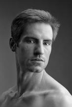 New York City Ballet dancer Andrew Veyette. Courtesy Paul Kolnik