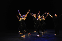 Courtesy of Jeff Zhang Reperatory Dance Theatre company members will perform Sunday, June 24, at the Utah Arts Festival in downtown Salt Lake City.