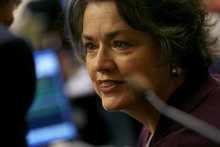 File Photo   The Salt Lake Tribune Sen. Margaret Dayton, R-Orem.