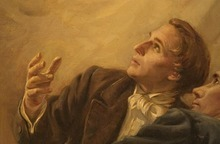 Walter Rane portrait of Joseph Smith.