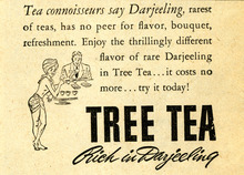 Tea ad. May 17, 1948