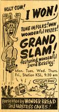 KSL ad. March 10, 1947