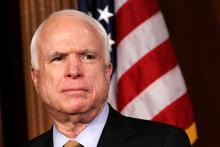 Jacquelyn Martin  |  AP file photo  Sen. John McCain, R-Ariz.