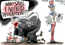 This Pat Bagley editorial cartoon appears in The Salt Lake Tribune on Thursday, June 14, 2012.