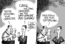 This Pat Bagley editorial cartoon appears in The Salt Lake Tribune on Wednesday, June 20, 2012.
