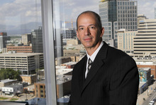 Al Hartmann     The Salt Lake Tribune  Jim Malpede is leaving his FBI post as head of the white collar crime unit that investigates financial crimes in Utah.  He's in the post until a replacement is named but will stay on as an agent.