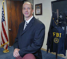 Al Hartmann     The Salt Lake Tribune  Jim Malpede is leaving his FBI post as head of the white collar crime unit which investigates financial crimes in Utah.  He's in the post until a replacement is named but will stay on as an agent.