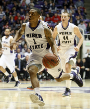 Chris Detrick  |  The Salt Lake Tribune Former Weber State guard Damian Lillard is expected to be a lottery pick during Thursday night's NBA Draft.