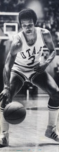 Tribune file photo Tyrone Medley, Utah's first African-American judge, came to Utah in 1970 on a basketball scholarship at the University of Utah.
