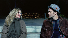 This film image released by Disney/Dreamworks II shows, Michelle Pfeiffer, left, and Chris Pine in a scene from