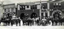 Tribune file photo  Salt Lake City Fire Department, 1909.