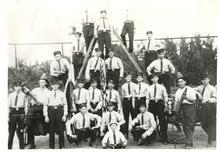Tribune file photo  Midvale Fire Department, 1907.