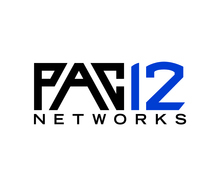 PAC 12 Networks Logo. Courtesy image.