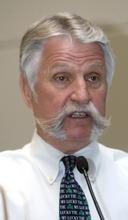 Al Hartmann   |  The Salt Lake Tribune  Murray Mayor Dan Snarr speaks at the Murray Third Annual Economic Development symposium.