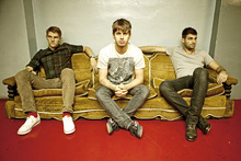 Courtesy photo Foster the People headlines Saltair on July 5.