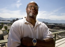 Harry Miller spent more than four years in prison for a robbery he didn't commit. His name is included in the National Registry of Exonerations, which lists detailed information on wrongful convictions.