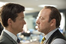 John P. Johnson/Warner Brothers via Bloomberg Awful supervisors, such as the one played by Kevin Spacey, right,  in